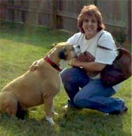 Prossional Pet Sitter loving dog- Pet Sitting Warrensburg