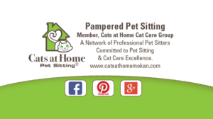 Pampered Pet Sitting- Cats at Home Group